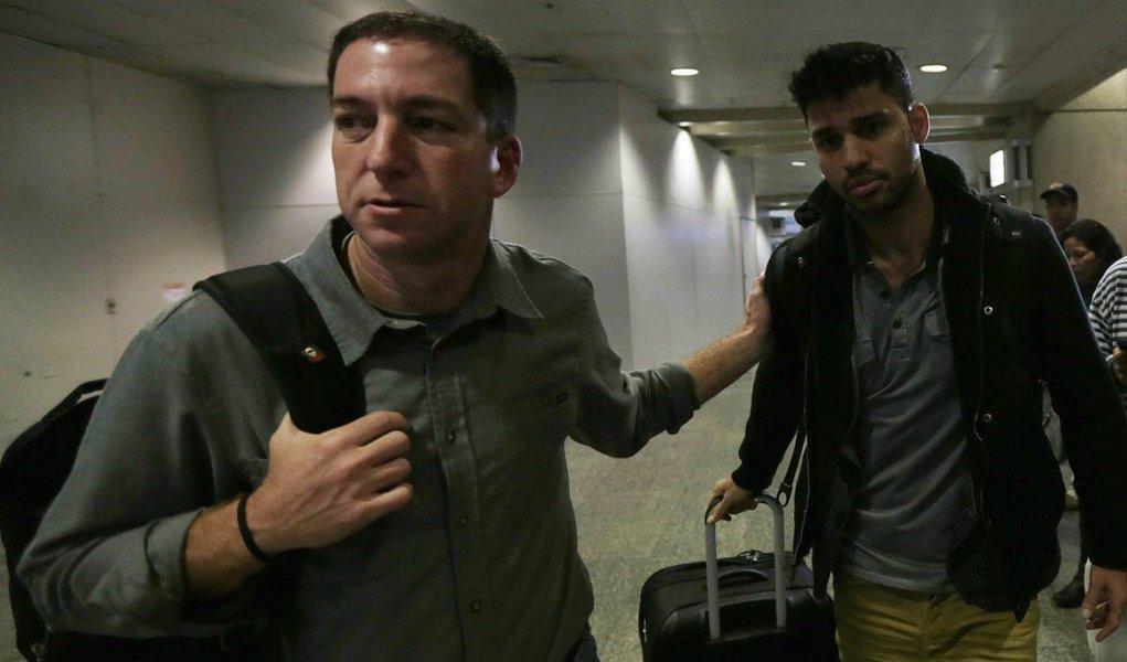 Família de Glenn Greenwald recebe ameaças de morte