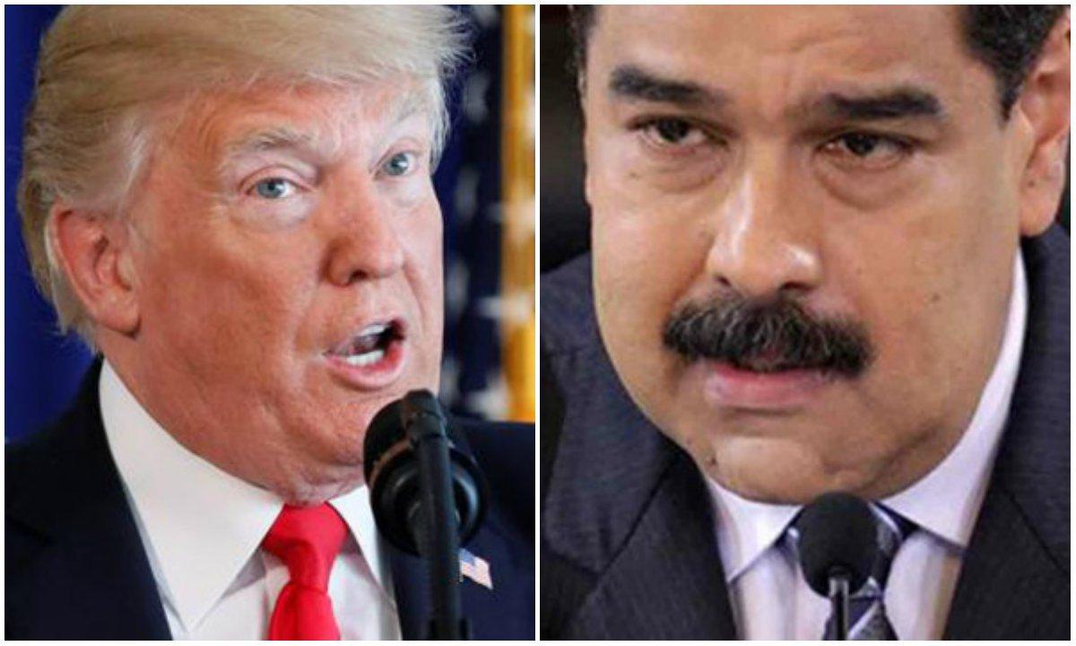 A estratégia de intervenção ianque na Venezuela e no Brasil