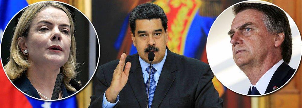 PT: a quem interessa uma intervenção na Venezuela?