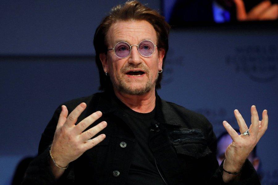 Bono Vox sobre Bolsonaro: não vamos nem começar