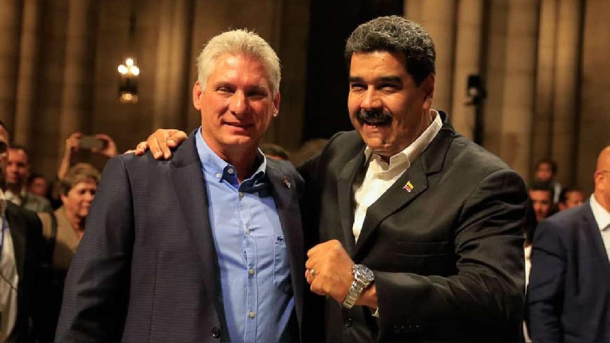 Em nota oficial, Cuba pede que cesse agressão contra Venezuela