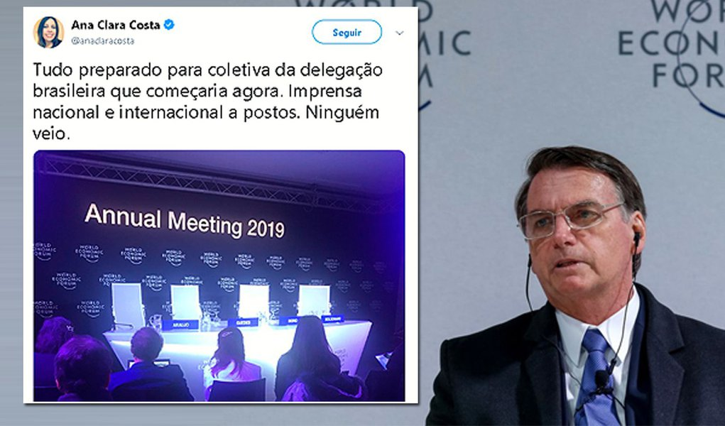 Perplexidade e desinformação marcam cancelamento da entrevista de Bolsonaro