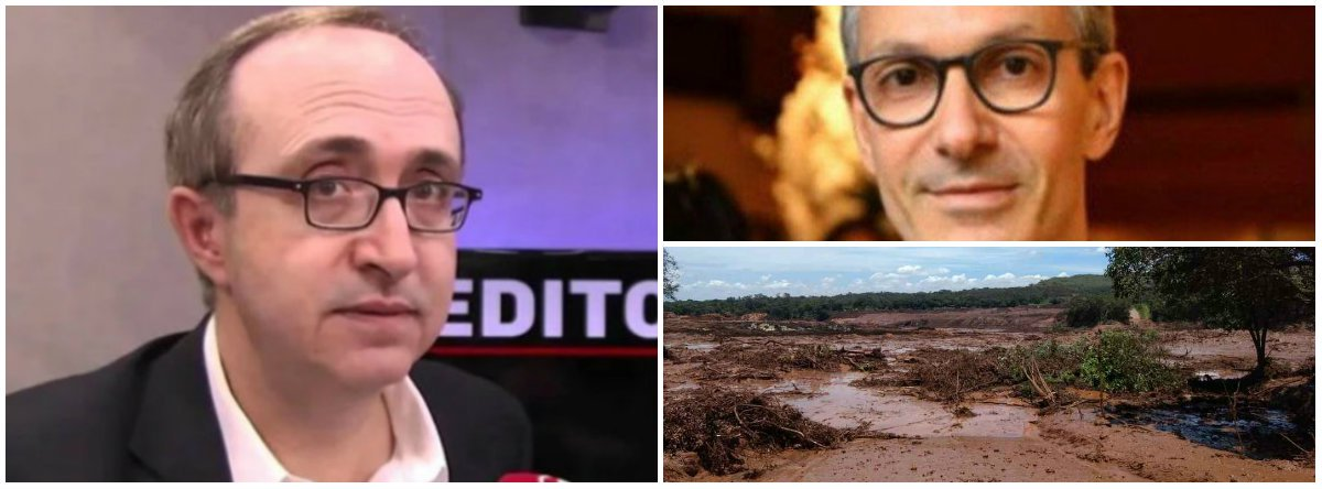 Reinaldo: escolhas de Zema fluem no mesmo sentido da lama que engole pessoas