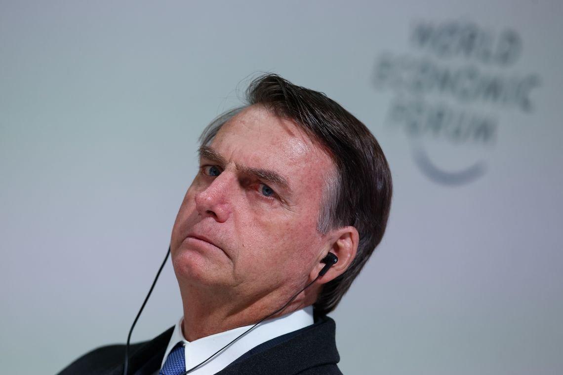 Kennedy Alencar: Plateia de Davos desaprova discurso raso de Bolsonaro