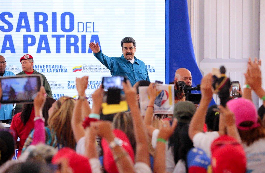 Maduro rompe relação com EUA de Trump. Brasil pode ser o próximo