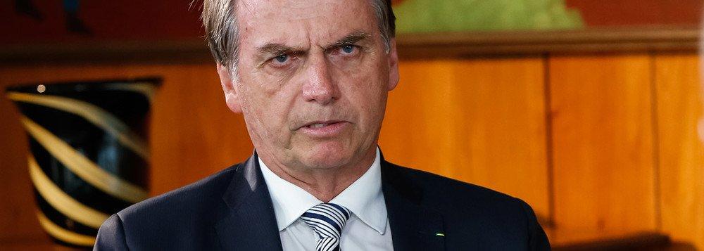 Bolsonaro: alguém do PT vai vazar a prova o Enem