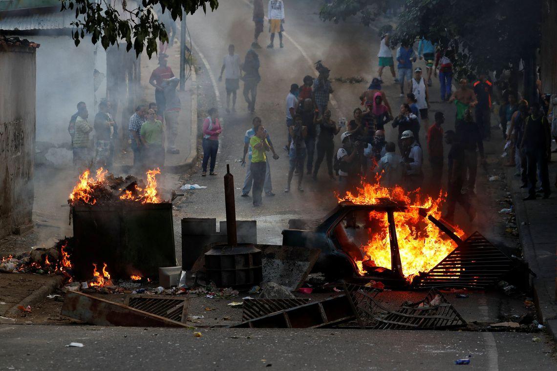 OEA convoca reunião extraordinária para discutir situação da Venezuela