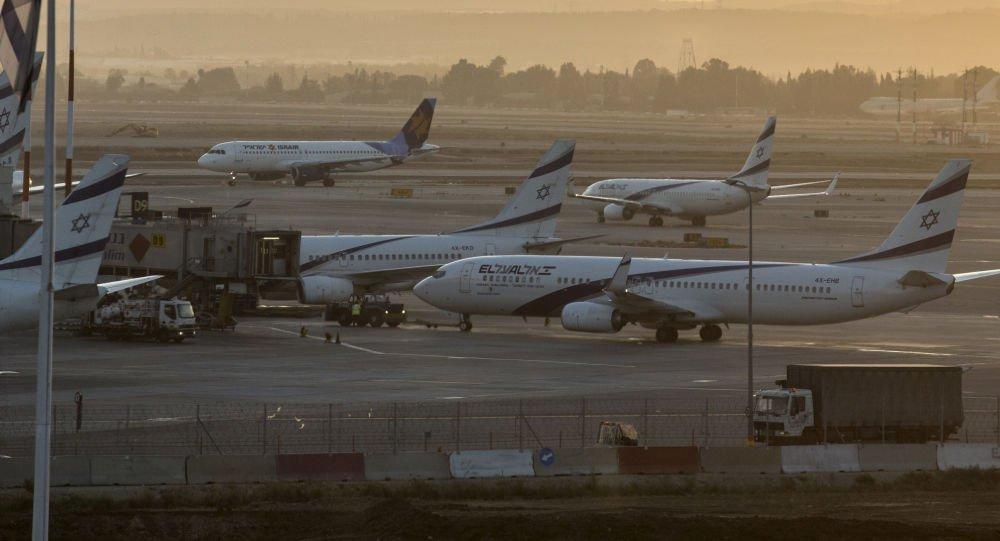 Síria diz que pode reagir a Israel com ataque ao aeroporto de Tel Aviv