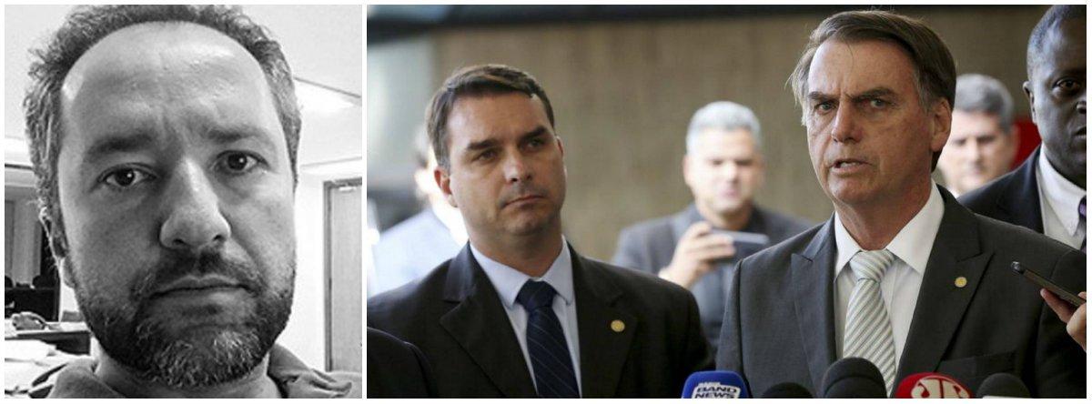 Ranier Bragon: Bolsonaro tem tudo a ver com o Flaviogate, só não vê quem não quer