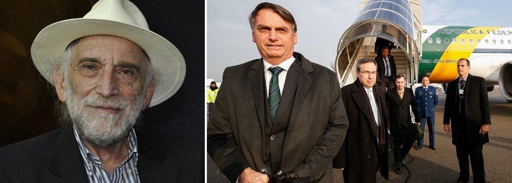 Solnik: Bolsonaro está completamente perdido em Davos