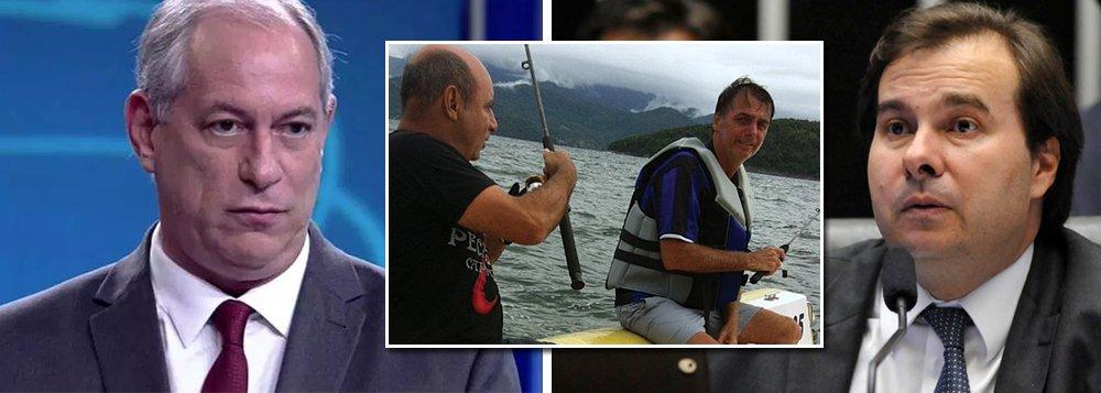 Ciro e PC do B querem ser boia de salvação de Bolsonaro?