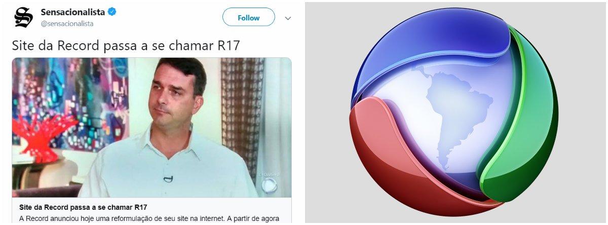Bolsonarista, Record já vira piada na internet