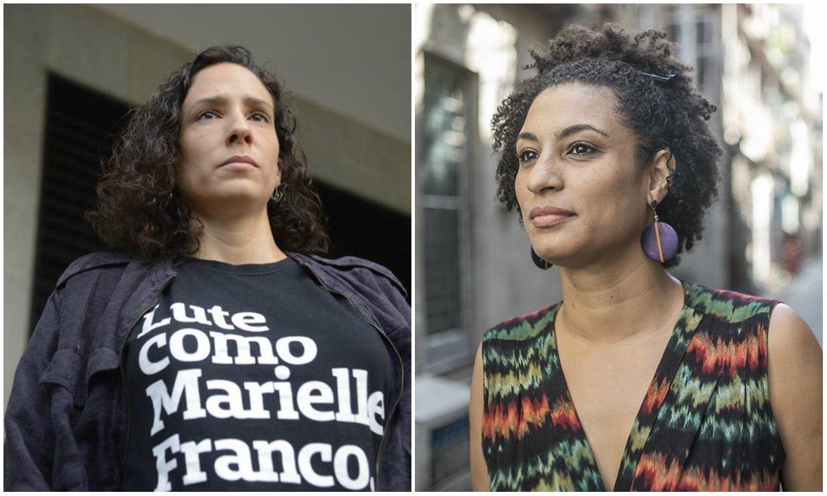 Silêncio de Bolsonaro o torna cúmplice da morte de Marielle, diz companheira para rádio francesa