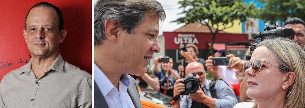 Altman: Haddad deveria ter sido mais cuidadoso ao criticar ida de Gleisi a Caracas