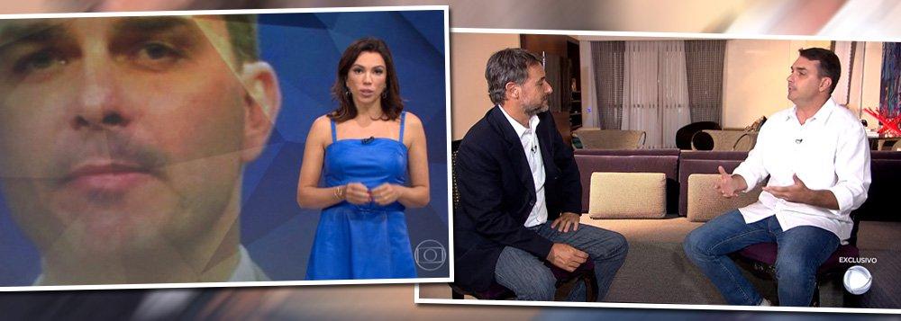 Globo acusa Record de cumplicidade com esquema Bolsonaro
