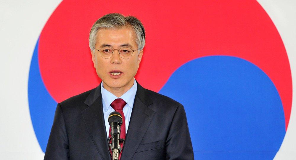 Coreia do Sul pede que EUA façam esforços pacíficos por desnuclearização