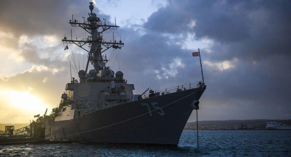 Analistas explicam por que a Marinha estadunidense envia seus navios ao mar Negro