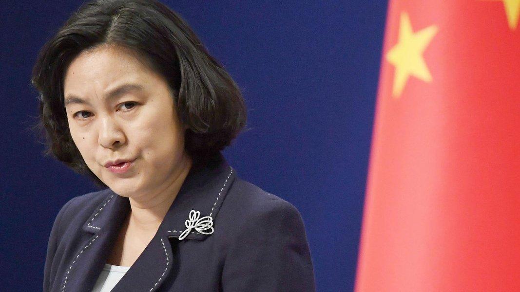 China diz que política antimísseis de Trump ameaça a paz mundial