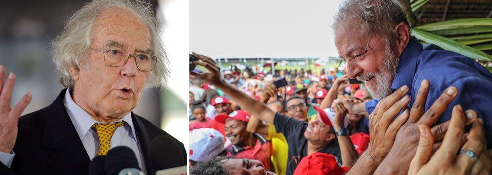 Abaixo-assinado para Prêmio Nobel da Paz a Lula já tem mais de 460 mil apoiadores