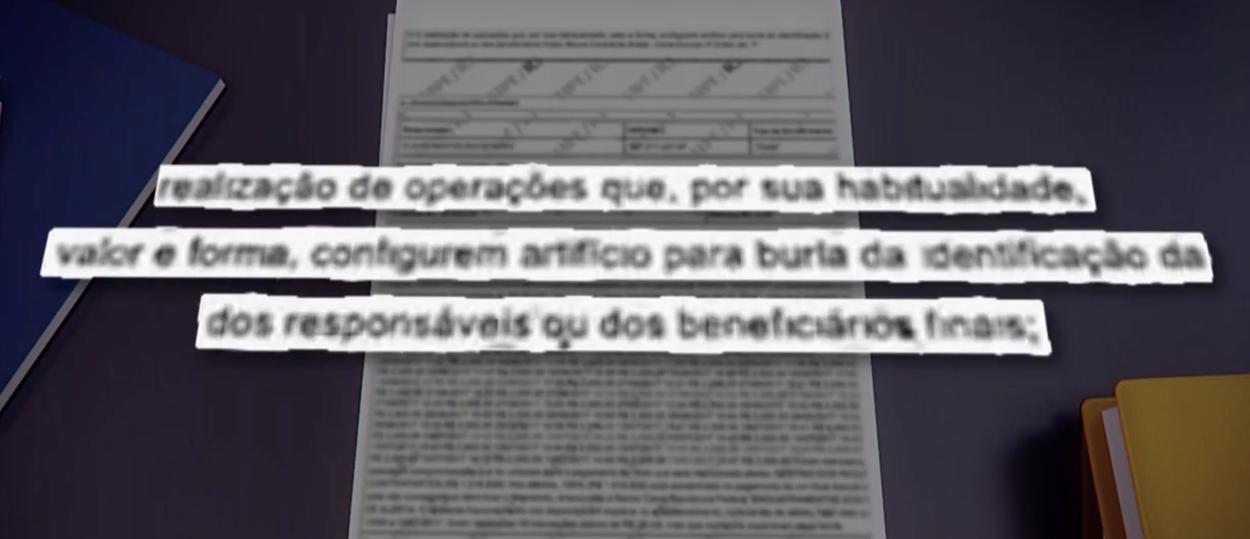 Confira a reportagem que triturou Flávio Bolsonaro