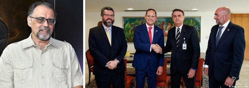 Igor Fuser: apoio de Bolsonaro à oposição venezuelana põe Brasil em risco de guerra