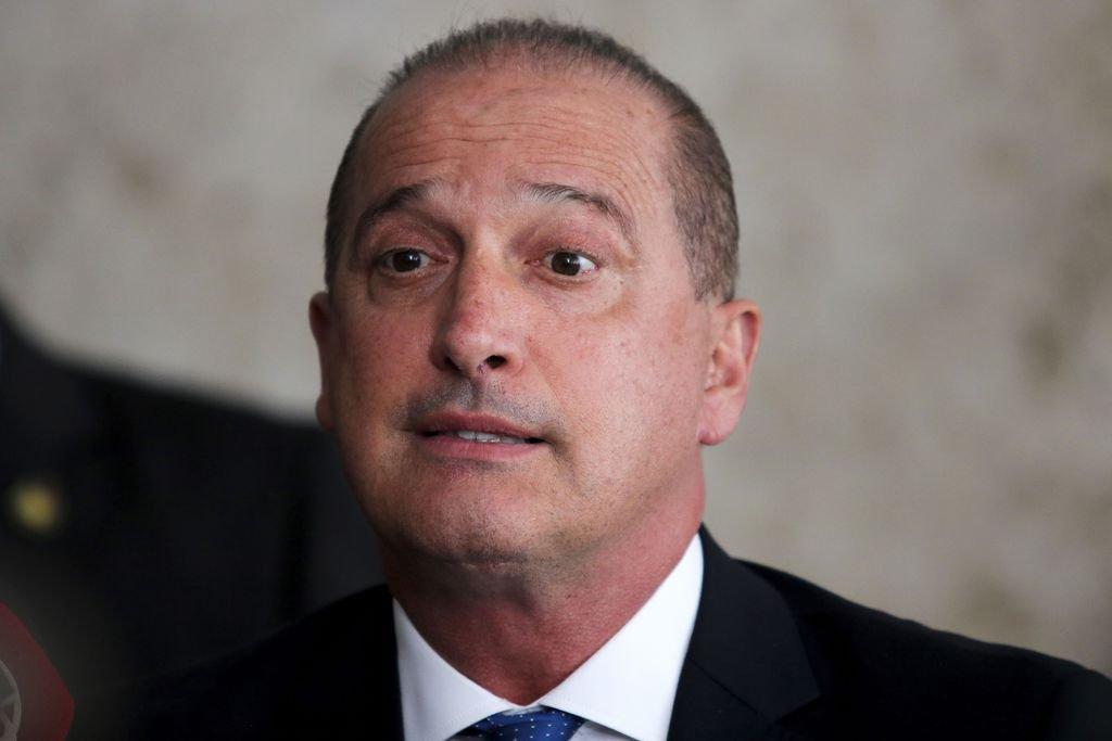 Onyx: Bolsonaro é 'vítima' de um processo de tentativa de desgaste