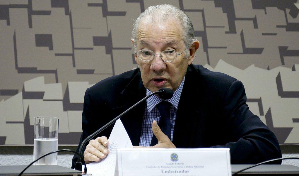 Embaixador afirma que Itamaraty fez escalada retórica sobre a Venezuela