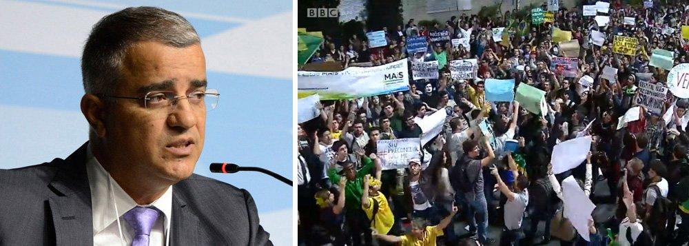 BBC lança documentário sobre a crise política brasileira desde 2013