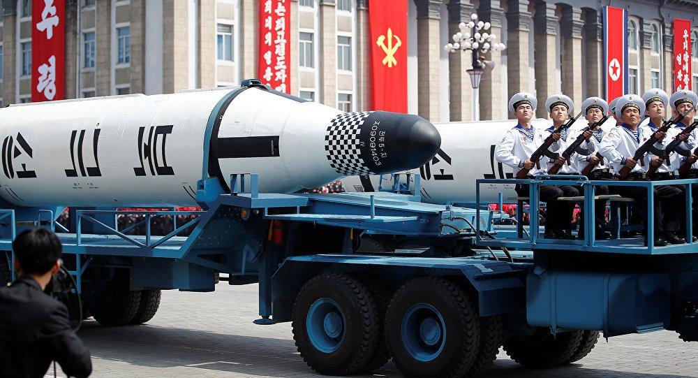 EUA acusam Rússia de apoiar programa de mísseis da Coreia do Norte