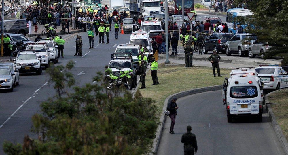 Colômbia identifica autor de ataque que deixou 9 pessoas mortas