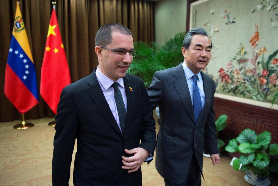 Embaixador da China na ONU expressa solidariedade com a Venezuela