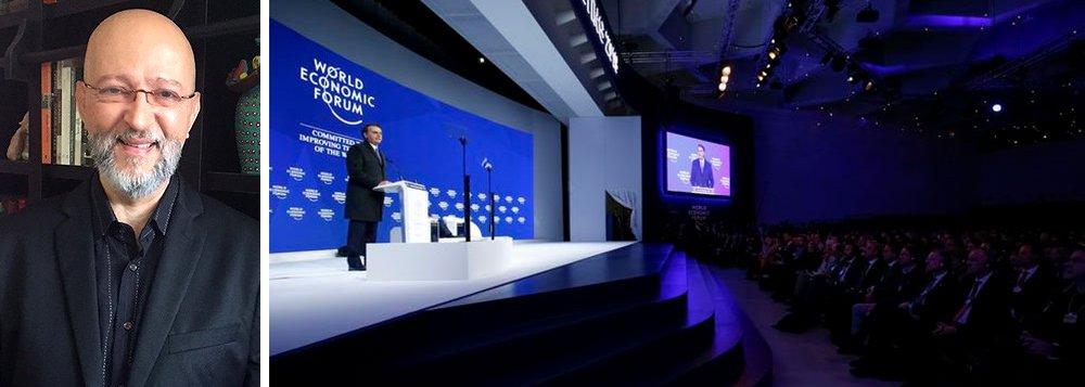 Josias: Bolsonaro serve em Davos um discurso de Twitter