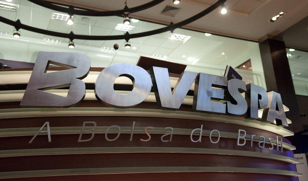 Bolsa cai com decepção do mercado a discurso de Bolsonaro
