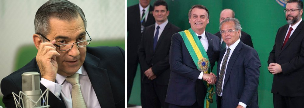 Governo é 'força militar mais sistema financeiro', diz Gilberto Carvalho
