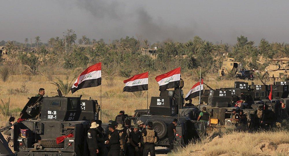 Iraque reforça presença militar em fronteira com Síria