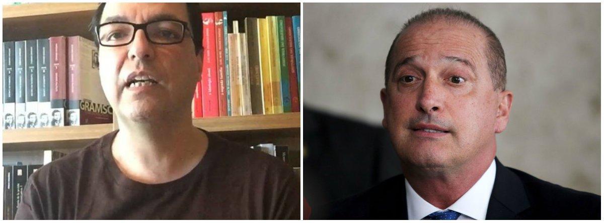 Luis Miguel: não é só um governo de extrema-direita. É de escárnio