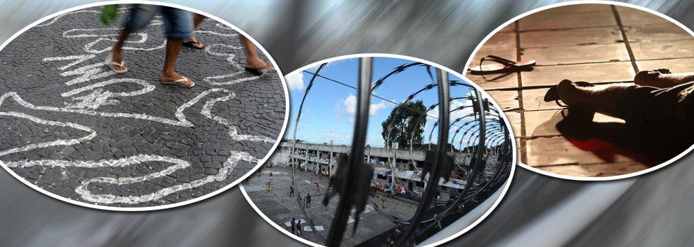 Brasil bate recorde de mortes violentas depois do golpe; e agora?