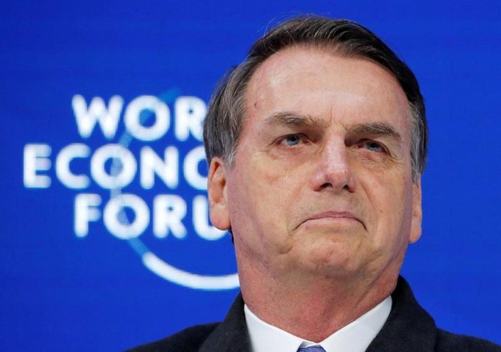 Bolsonaro em Davos e a vergonha alheia