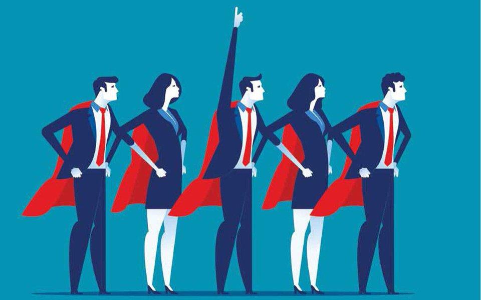 Meritocracia é um mito. É preciso encontrar a pessoa que pode nos ajudar a progredir