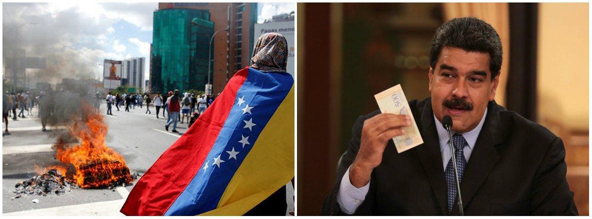 Rússia insiste na não intervenção de Washington nos assuntos internos da Venezuela
