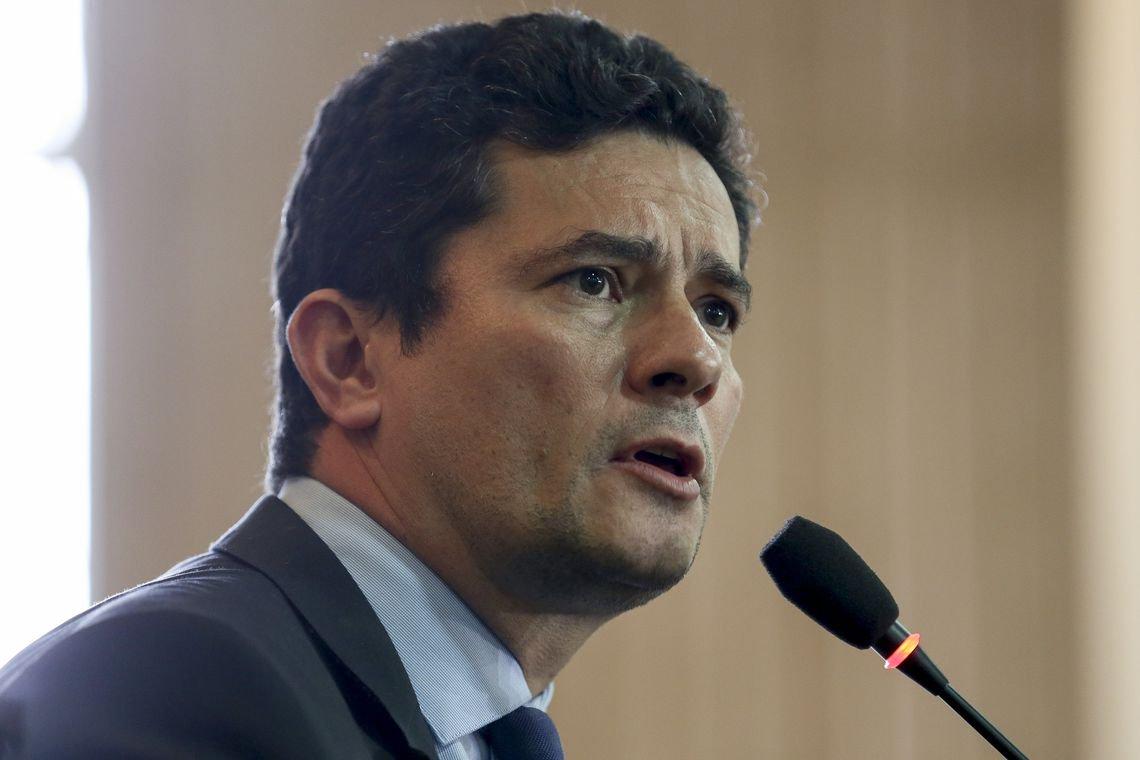 Moro nega 'movimento' para flexibilizar porte de armas no País