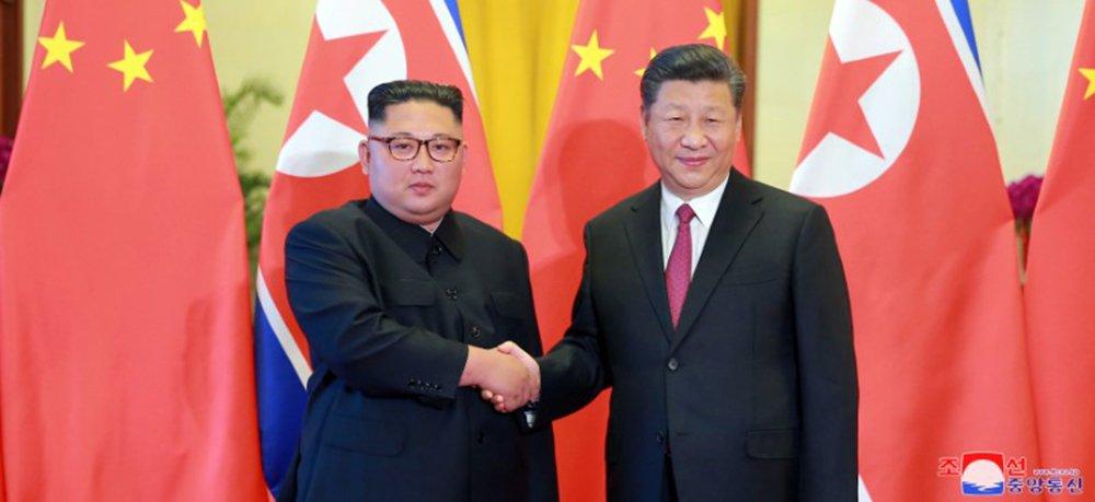 China joga papel positivo na Península Coreana, diz presidente da Coreia do Sul