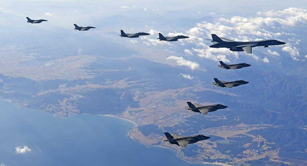 Coreia do Norte pede fim de exercícios militares estrangeiros em suas fronteiras