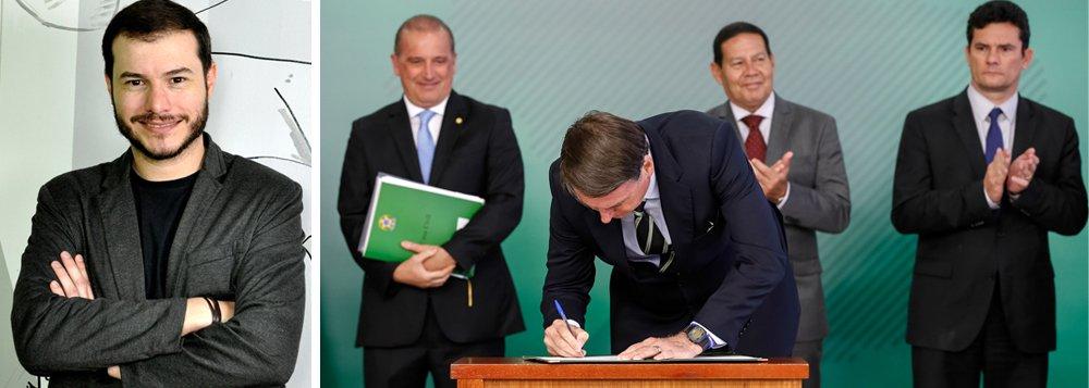 PSOL vai contestar decreto de Bolsonaro sobre armas