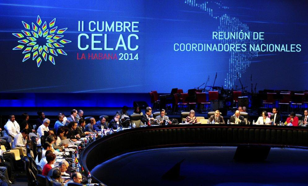 Bolívia assume presidência rotativa da Celac