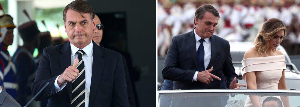 Bolsonaro reúne ministério antes de assinar decreto sobre posse de armas