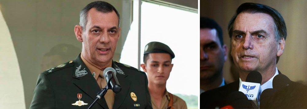Militar pode ser porta-voz de governo civil?