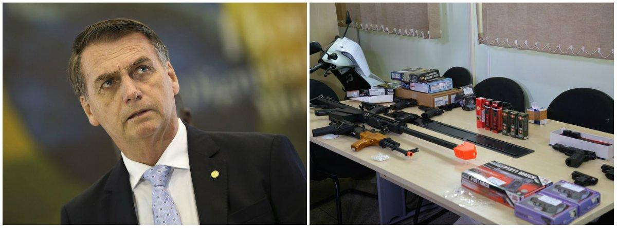 Instituto Sou da Paz lança campanha contra decreto de posse de armas