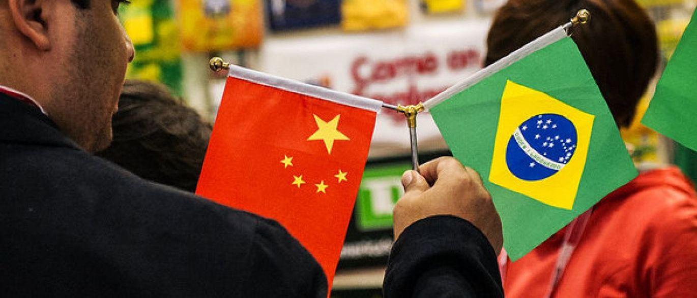 China se envolveu em 250 projetos no Brasil no período de 2003 a 2017, com valores totais de US$ 123,9 bilhões