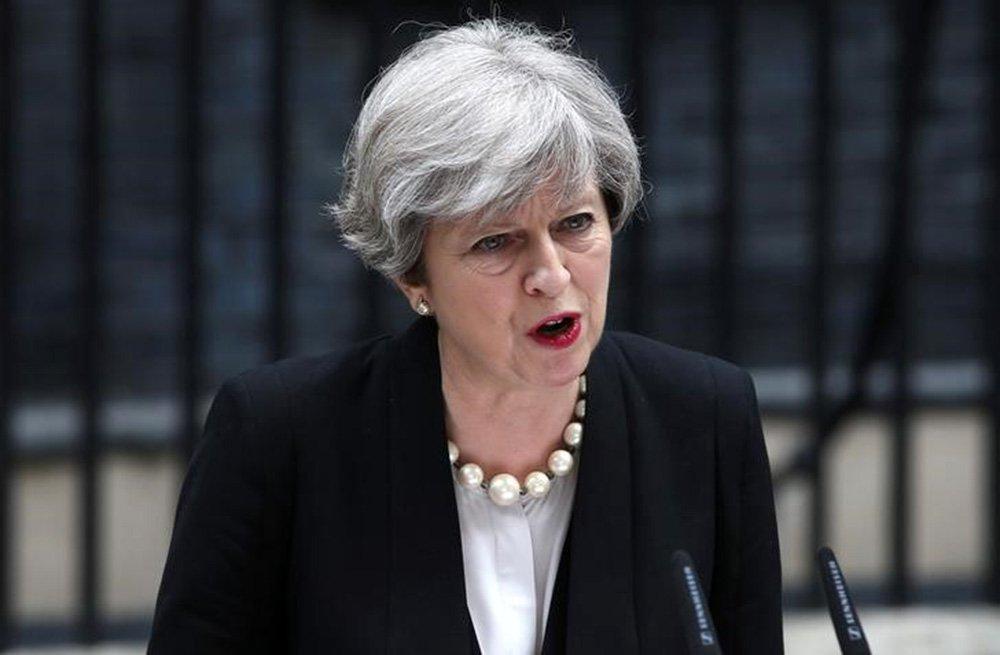 May faz apelo a Parlamento britânico para que aprove acordo do Brexit